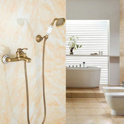 4 đặc điểm nổi bật của sen tắm bằng đồng khiến nó ngày càng được sử dụng rộng rãi trên thị trường đặc biệt ở những công trình cao cấp, sang trọng.