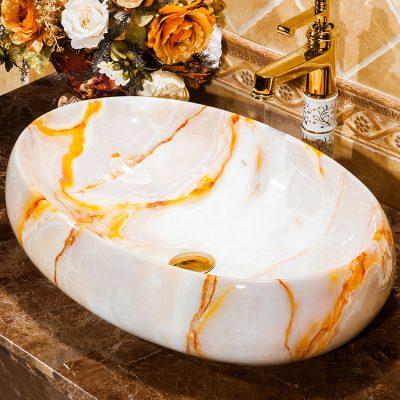 Thiết bị vệ sinh sang trọng đẳng cấp cho không gian phòng tắm tân cổ điển