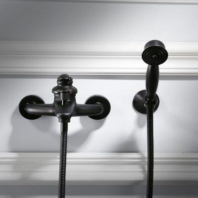 Thiết kế vòi sen tắm phù hợp để vừa có trải nghiệm tốt lại có thể được một không gian phòng tắm sang trọng