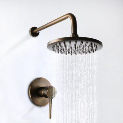 Vòi hoa sen là thiết bị vệ sinh có rất nhiều tác dụng không chỉ để tắm mà còn nâng cao sức khỏe của gia chủ và các thành viên trong gia đình
