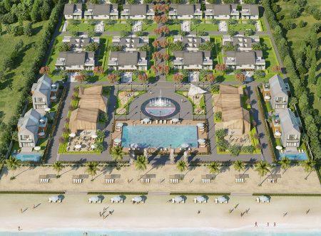 tổng quan dự án Pérolas Villas Resort