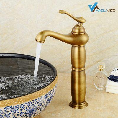 Vòi nước bằng đồng với nhiều thiết kế sáng tạo đa dạng và độc đáo. Nhờ đó mà thiết bị vệ sinh có thể đáp ứng được nhiều sở thích của khách hàng khác nhau